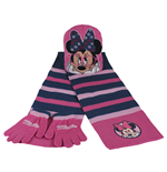 Minnie Scarf and Cap Set 179866