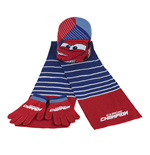 Cars Scarf and Cap Set 179870