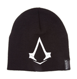 ASSASSIN'S CREED Syndicate Brotherhood Crest Beanie, One Size, Black/White