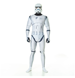 STAR WARS StormTrooper Adult Unisex Zapper Cosplay Costume Digital Morphsuit, Large, Multi-Colour