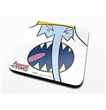 Adventure Time Coaster - Ice King Face