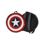 Captain America Backpack - Shield Backpack