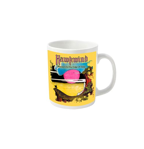 Hawkwind - Warrior On The Edge Mug