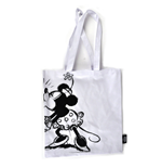 Mickey Mouse and Minnie Kissing Bag