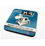 Doctor Who Coaster K9 6-Pack