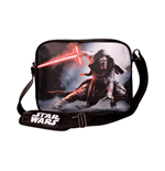 STAR WARS VII The Force Awakens Kylo Ren Fighting Stance Messenger Bag, Black
