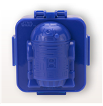 Star Wars Pouch Boiled Egg Shaper R2-D2