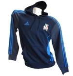 Italy Rugby Sweatshirt Blue/SkyBlue 2016