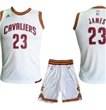 Cleveland Cavaliers Mini Kit Lebron James 23
