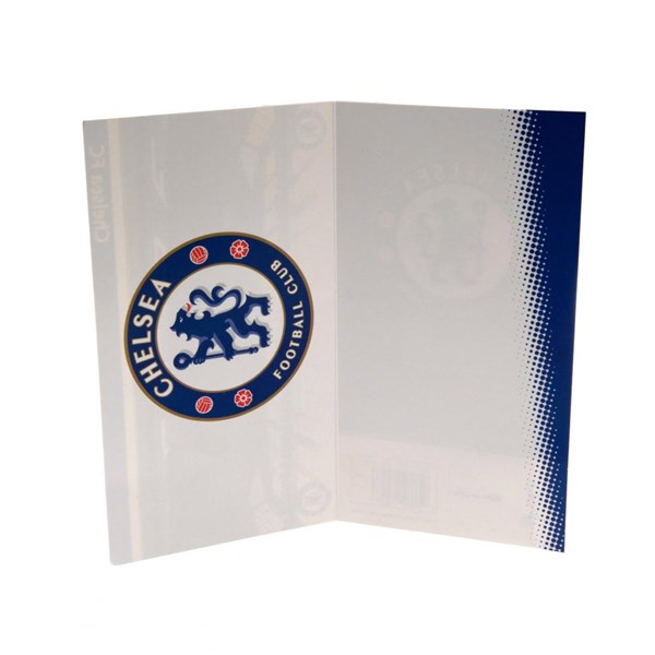 Chelsea F.C. Birthday Card Stadium