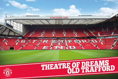 Manchester United Theatre of Dreams Maxi Poster