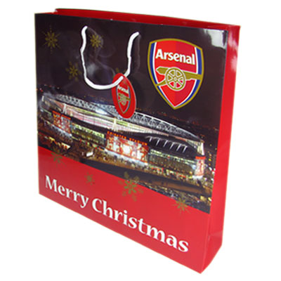Arsenal F.C. Christmas Gift Bag Stadium