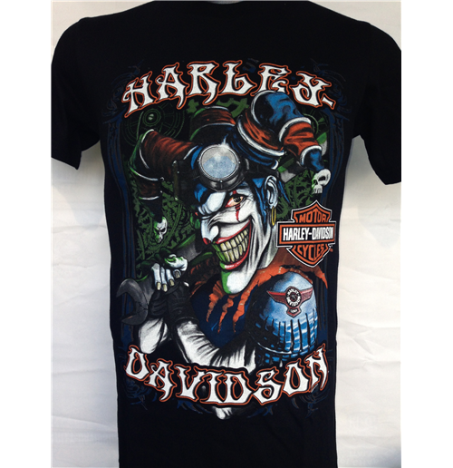 official harley davidson t shirt 181065 buy online on offer. Black Bedroom Furniture Sets. Home Design Ideas
