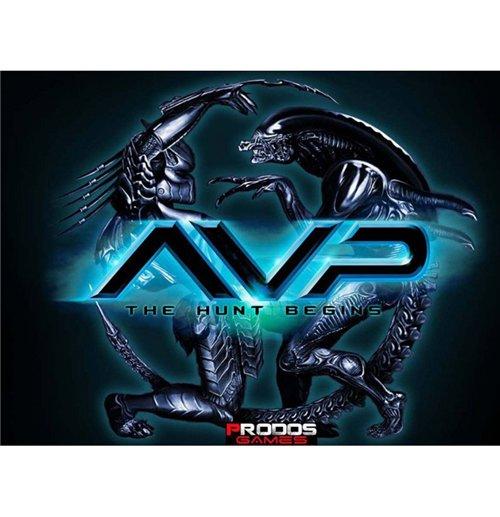 Alien Vs Predator Board Game The Hunt Begins Expansion Pack Predalien  *English Version*