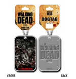 The Walking Dead Dog Tag Necklace 181120