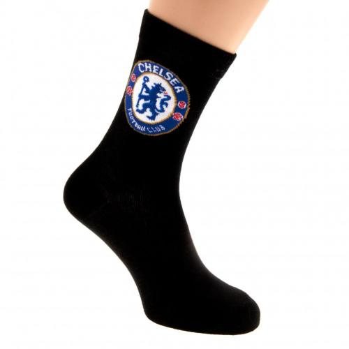 Chelsea F.C. Socks 1 Pack Junior 12.5-3.5