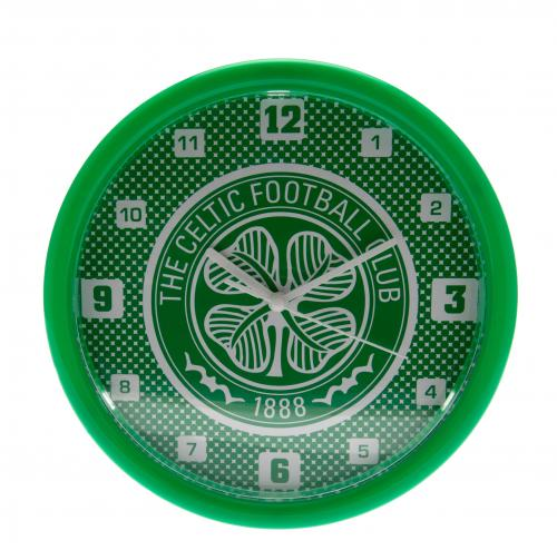 Celtic F.C. Wall Clock BE
