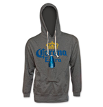 CORONA EXTRA All Grey Beer Pouch Hoodie