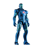 Iron Man MMS Diecast Action Figure 1/6 Iron Man Mark III Stealth Mode Ver. Summer Exclusive 30 cm