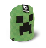 Minecraft Beanie Creeper Face /L