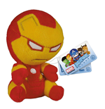 Marvel Mopeez Plush Figure Iron Man 12 cm