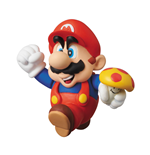 Nintendo UDF Series 1 Mini Figure Mario (Super Mario Bros.) 6 cm