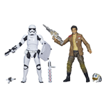 Star Wars Black Series Action Figure 2-Pack 2015 Poe Dameron & Stormtrooper Exclusive 15 cm