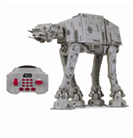 Star Wars RC Vehicle with Sound & Light Up U-Command AT-AT 25 cm