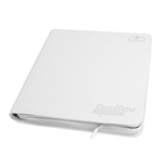 Ultimate Guard 12-Pocket QuadRow ZipFolio XenoSkin White