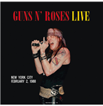 Vynil Guns N' Roses - Live In New York City  February 2 1988
