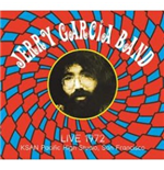 Vynil Jerry Garcia Band - Pacific High Studio  San Francisco  Ca February 6  1972