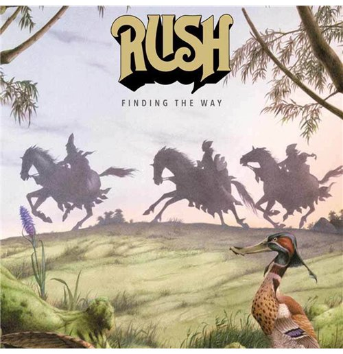 Vynil Rush - Finding The Way
