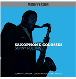 Vynil Sonny Rollins - Saxophone Colossus  Mono/stereo