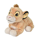 The King Lion Plush Toy - Simba 37 cm