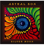 Vynil Astral Son - Silver Moon (silver/black)