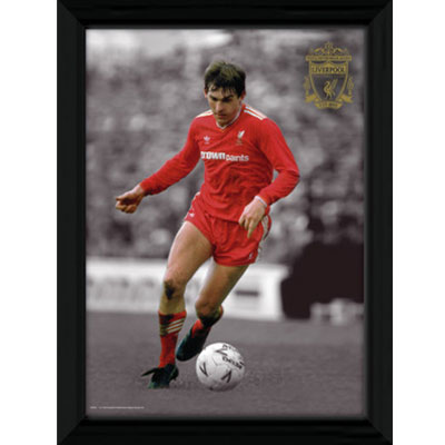 Liverpool F.C. Picture Dalglish 16 x 12