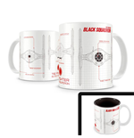 Star Wars Episode VII Mug Black Squadron