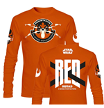 Star Wars Episode VII Long Sleeve RED Squad
