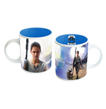 Star Wars Episode VII Ceramic Mug Rey & BB-8
