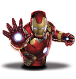 Avengers Age of Ultron Coin Bank Iron Man 20 cm