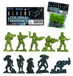 Aliens vs. Colonial Marines Army Builder Plastic Soldiers 35-Pack 5 cm