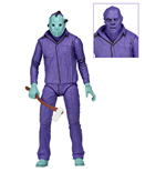 Friday the 13th Action Figure Jason Theme Music Edition (Classic Video Game Appearance) 20 cm