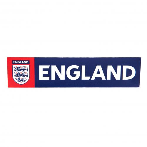 England F.A. Car Sticker BR