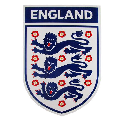 England F.A. Car Magnet Large