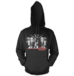 Star Wars Episode VII Hooded Sweater Captain Phasma