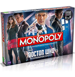 Doctor Who Board Game Monopoly Regeneration Ver. *English Version*