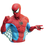 Marvel Comics Coin Bank Spider-Man 20 cm