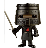 Monty Python and the Holy Grail POP! Movies Figure Black Knight 9 cm