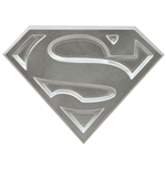 Superman The Animated Series Bottle Opener Logo 10 cm