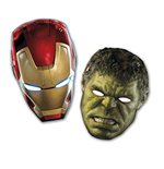 The Avengers Parties Accessories 183238
